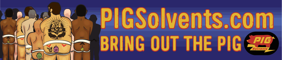 PIG Solvents - Bring Out the PIG