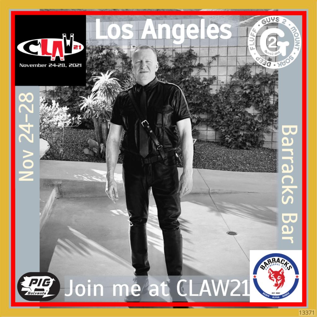 Claw 21 Social Photo Share Barracks Bar Los Angeles Nov 24-28 - 13371